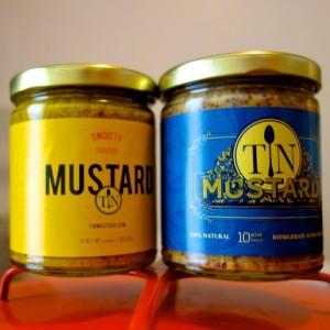 Tin Mustard StateGiftsUSA.com