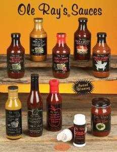Ole Ray's Sauces StateGiftsUSA.com