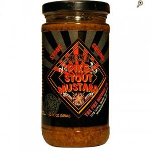 Pike Brewing Stout Mustard StateGiftsUSA.com