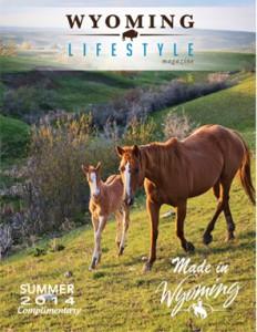 Wyoming Lifestyle Magazine StateGiftsUSA.com