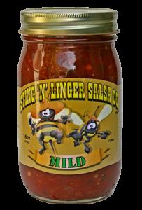 Sting 'n Linger Salsa StateGiftsUSA.com