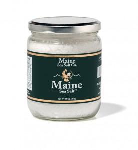 Maine Sea Salt Company StateGiftsUSA.com