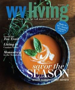 WV Living Magazine StateGiftsUSA.com
