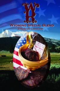 Wyoming Jerky StateGiftsUSA.com