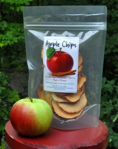 Dehydrated Apple Slices  StateGiftsUSA.com