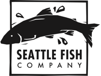 Seattle Fish Company StateGiftsUSA.com/made-in-washington