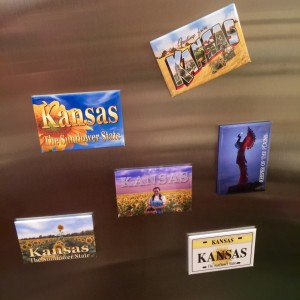 Brain Freeze Design - Kansas Souvenirs