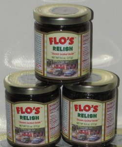 Flo's Hot Dog Relish StateGiftsUSA.com/made-in-maine