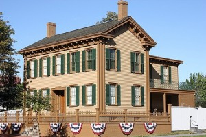 Lincoln Home StateGiftsUSA.com