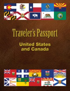 Traveler's Passport StateGiftsUSA.com