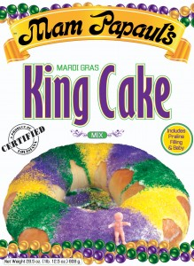 King Cake Mix StateGiftsUSA.com