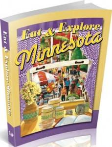 Eat & Explore Minnesota Cookbook StateGiftsUSA.com/made-in-minnesota