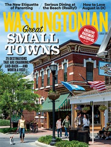 Washingtonian Magazine StateGiftsUSA.com/made-in-washington-d-c