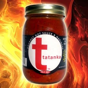 Tatanka Sauce StateGiftsUSA.com/made-in-delaware
