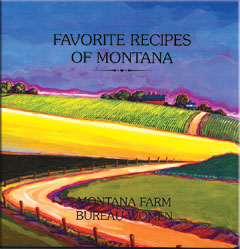 Montana Cookbook StateGiftsUSA.com/made-in-montana
