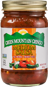 Green Mountain Salsa StateGiftsUSA.com/made-in-north-carolina