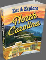 Eat & Explore North Carolina StateGiftsUSA.com/made-in-north-carolina