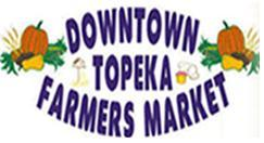 Topeka Farmer Market StateGiftsUSA.com/made-in-kansas