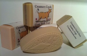 Creamery Creek Goat Milk Soap StateGiftsUSA.com/made-in-utah
