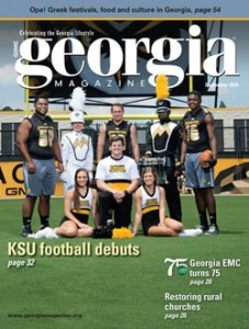 Georgia Magazine stategiftsusa.com/made-in-georgia