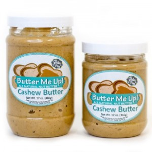 Butter Me Up Nut Butters StateGiftsUSA.com/made-in-iowa