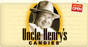 Uncle Henry's Candies StateGiftsUSA.com/made-in-indiana