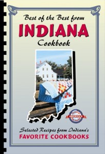 Indiana Cookbook StateGiftsUSA.com/made-in-indiana