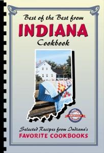 Indiana Cookbook StateGiftsUSA.com/made-in-indiana
