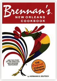 Brennan's Cookbook StateGiftsUSA.com/made-in-louisiana