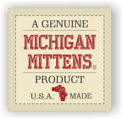 Michigan Mittens StateGiftsUSA.com/made-in-michigan
