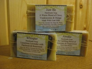 Hands of Harvest Soap