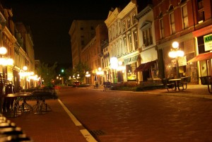 Frankfort KY Downtown
