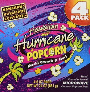 Hawaiian Hurricane Popcorn StateGiftsUSA.com/made-in-hawaii