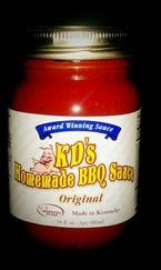 KD's BBQ Sauce StateGiftsUSA.com/made-in-kentucky