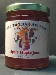 Apple Maple Jam StateGiftsUSA.com/made-in-new-hampshire
