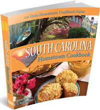 South Carolina Cookbook StateGiftsUSA.com/made-n-south-carolina