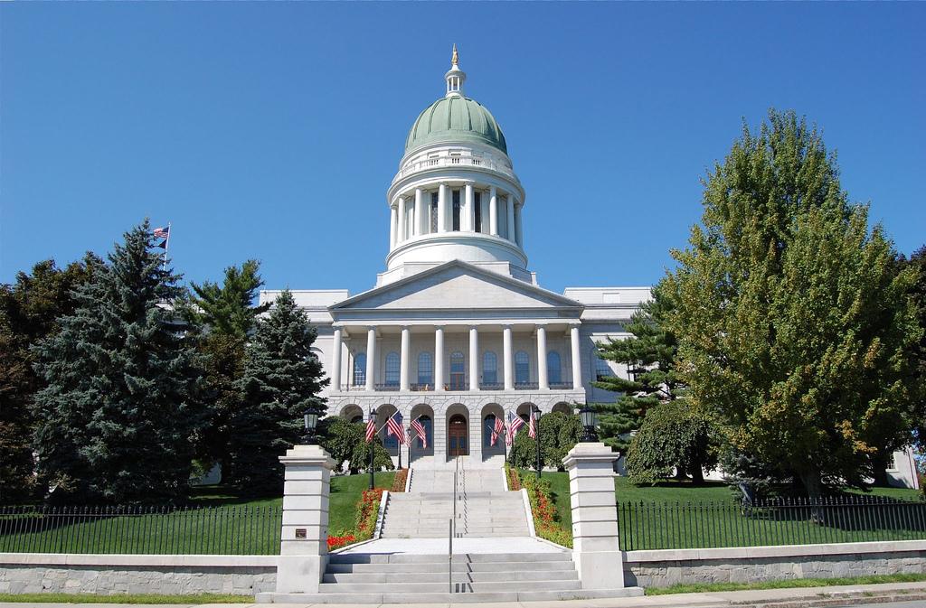 Augusta Maine Capitol Building Tours