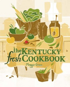 Kentucky Fresh Cookbook StateGiftsUSA.com/made-in-kentucky