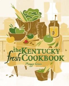 Kentucky Fresh Cookbook StateGiftsUSA.com/made-in-kentucky
