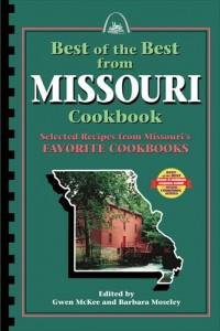 Missouri Cookbook StateGiftsUSA.com/made-in-missouri