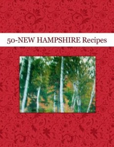 New Hampshire Cookbook StateGiftsUSA.com/made-in-new-hampshire