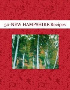 New Hampshire Cookbook StateGiftsUSA.com/made-in-new-hampshire