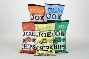 Joe Tea Chips StateGiftsUSA.com/made-in-new-jersey
