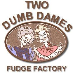 Two Dumb Dames Fudge StateGiftsUSA.com/made-in-arkansas
