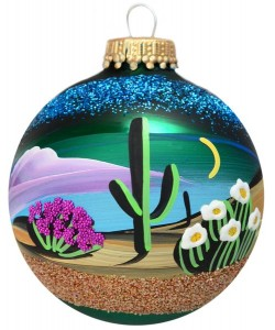 Southwest Ornaments StateGiftsUSA.com/made-in-arizona