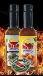 Men Pa'w Gourmet Sauces StateGiftsUSA.com/made-in-florida