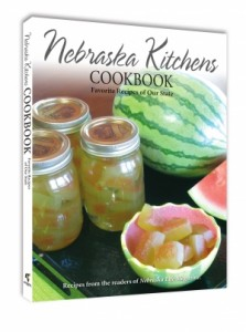 Nebraska Kitchens Cookbook StateGiftsUSA.com/made-in-nebraska