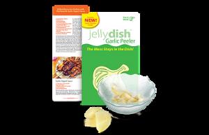 JellyDish Garlic Peeler StateGiftsUSA.com/made-in-nebraska