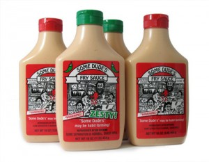 Some Dude's Fry Sauce StateGiftsUSA.com/made-in-utah