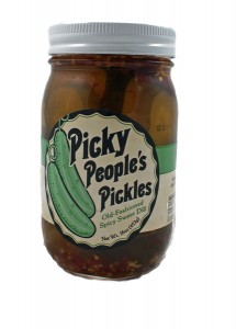 Picky People's Pickles StateGiftsUSA.com/made-in-arkansas